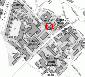 location plan of faculty