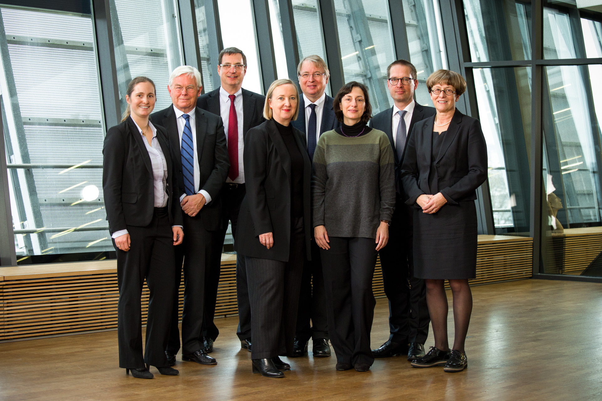 RWTH Aachen Board of Governors members